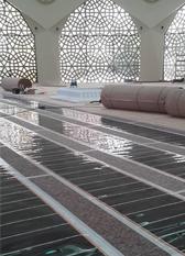Marmara İlahiyat camisi